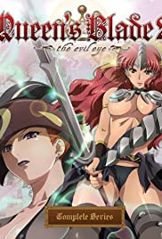 Queen's Blade 2: The Evil Eye Poster