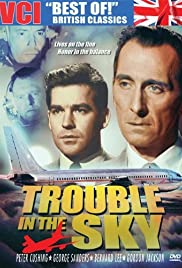 Trouble in the Sky Poster