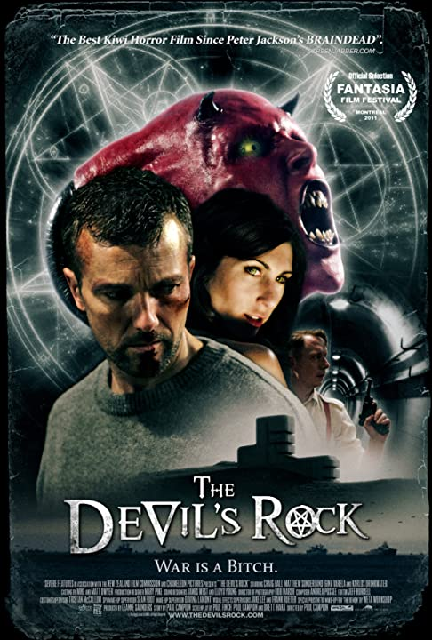 Poster for The Devil's Rock