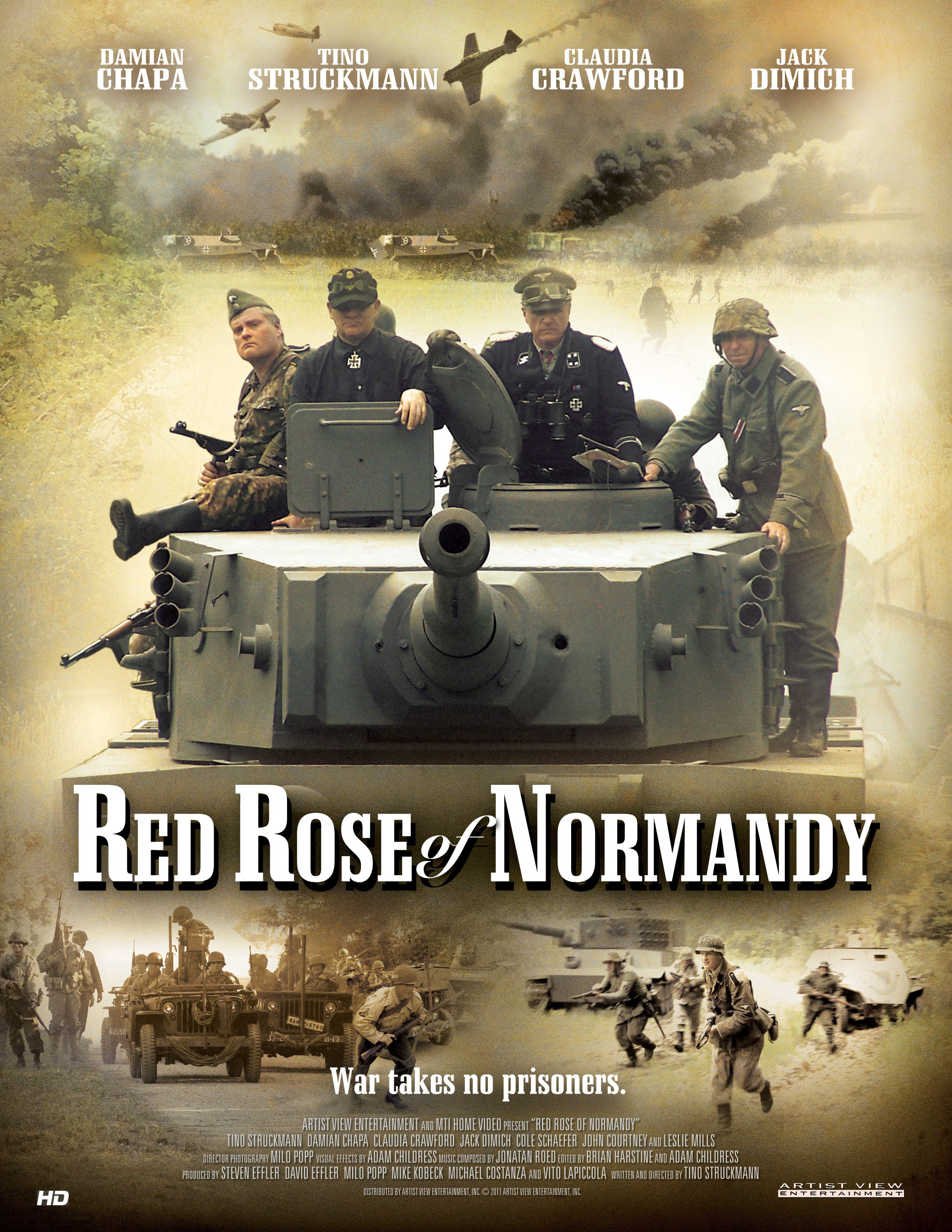 Red Rose of Normandy (Video 2011) - IMDbPro