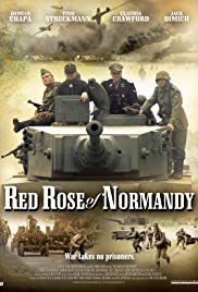 Red Rose of Normandy Poster