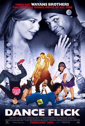 Dance Movie: Despatarre en la pista -