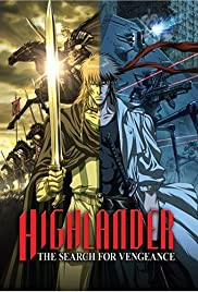 Highlander: The Search for Vengeance (2007) Poster - Movie Forum, Cast, Reviews