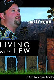 Living with Lew Poster