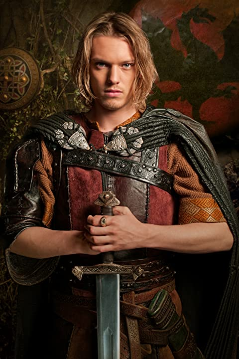 Jamie Campbell Bower in Camelot (2011)