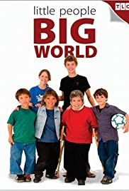 Little People, Big World Poster