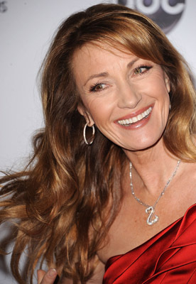 Jane Seymour at Dancing with the Stars (2005)