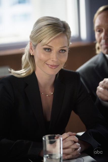Stefanie von Pfetten in Better Off Ted (2009)