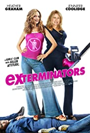 ExTerminators (2009) Poster - Movie Forum, Cast, Reviews