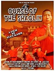 Curse of the Shaolin poster