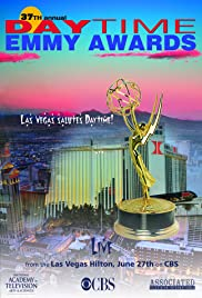 The 37th Annual Daytime Emmy Awards Poster