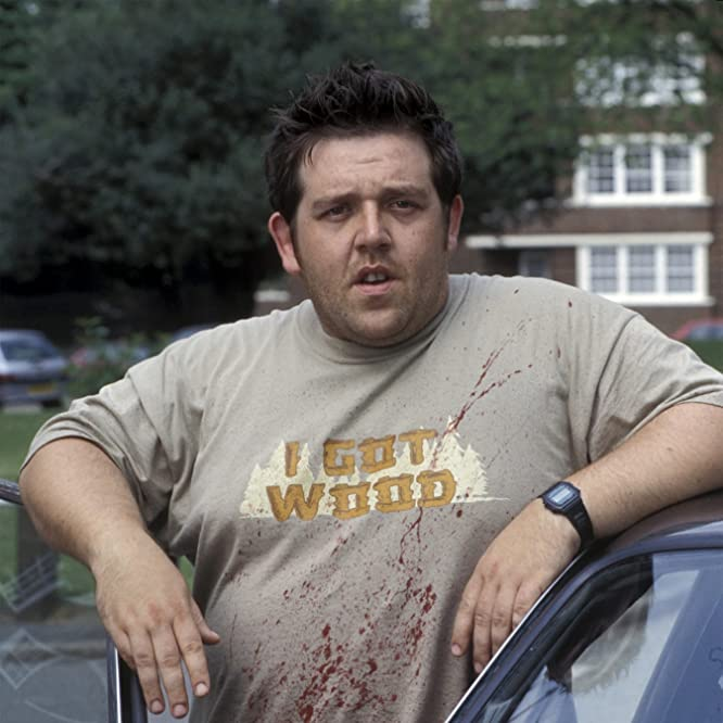Nick Frost in Shaun of the Dead (2004)