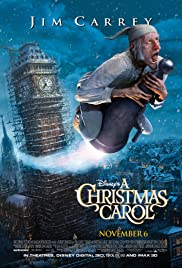 A Christmas Carol (2009) Poster - Movie Forum, Cast, Reviews
