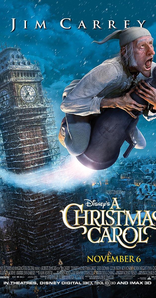 Kalėdų giesmė /  A Christmas Carol (2009) Online