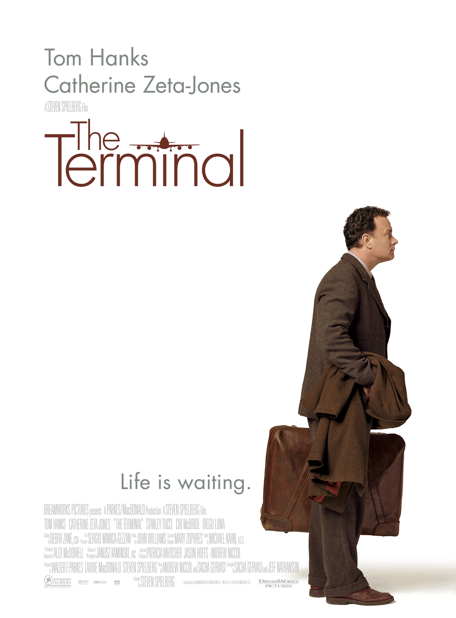 The Terminal 2004 Hindi Dubbed