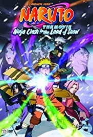 Naruto the Movie: Ninja Clash in the Land of Snow Poster