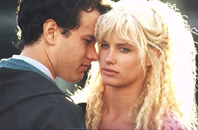 Tom Hanks and Daryl Hannah in Splash (1984)