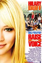 Raise Your Voice (2004) Poster