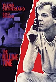 The Killing Time (1987) Poster - Movie Forum, Cast, Reviews