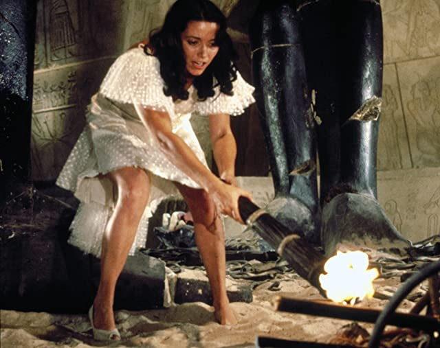 Karen Allen in Raiders of the Lost Ark (1981)