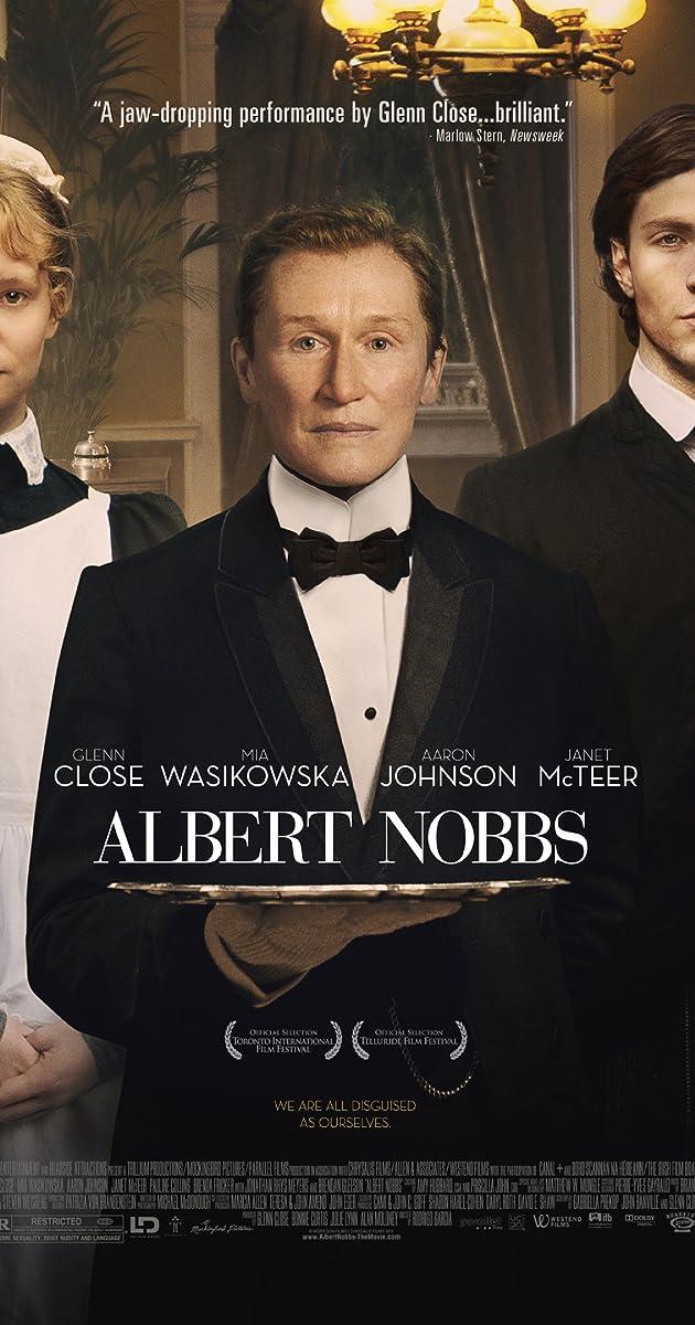 Albertas Nobsas / Albert Nobbs (2011) Online