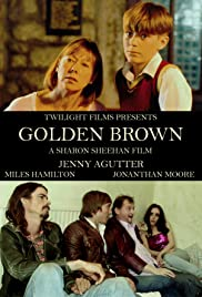 Golden Brown Poster