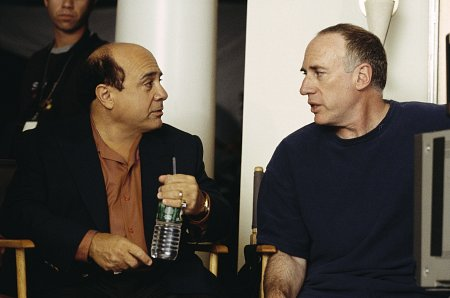 Danny DeVito and director Sam Weisman