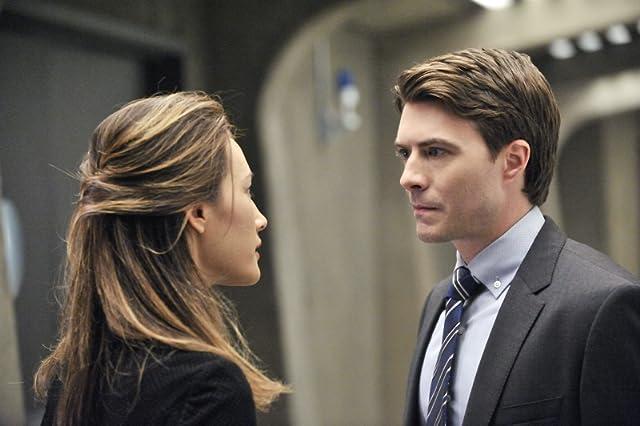 Noah Bean and Maggie Q in Nikita (2010)