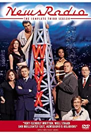NewsRadio Poster