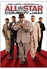 All Star Comedy Jam Poster
