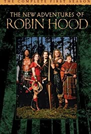 The New Adventures of Robin Hood Poster - TV Show Forum, Cast, Reviews