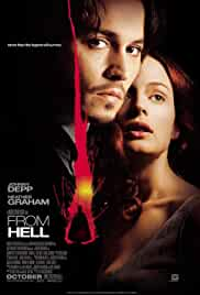 From Hell film poster