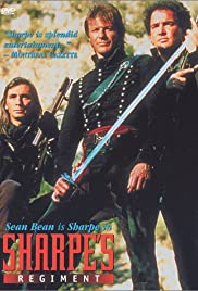 Sharpe's Regiment (1996) Poster - Movie Forum, Cast, Reviews