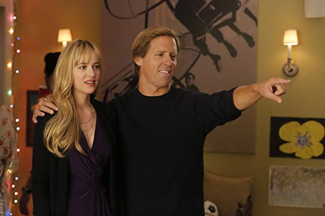 Nat Faxon and Dakota Johnson in Ben and Kate (2012)
