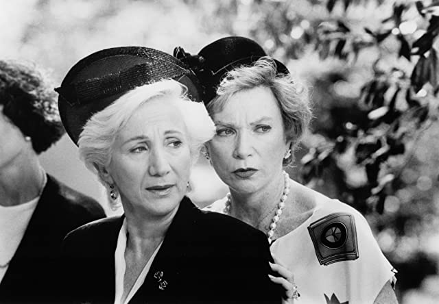 Shirley MacLaine and Olympia Dukakis in Steel Magnolias (1989)