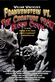 Frankenstein vs. the Creature from Blood Cove Poster