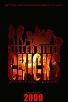 Killer Biker Chicks (2009) Poster