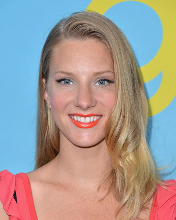 Heather Morris at an event for Glee (2009)