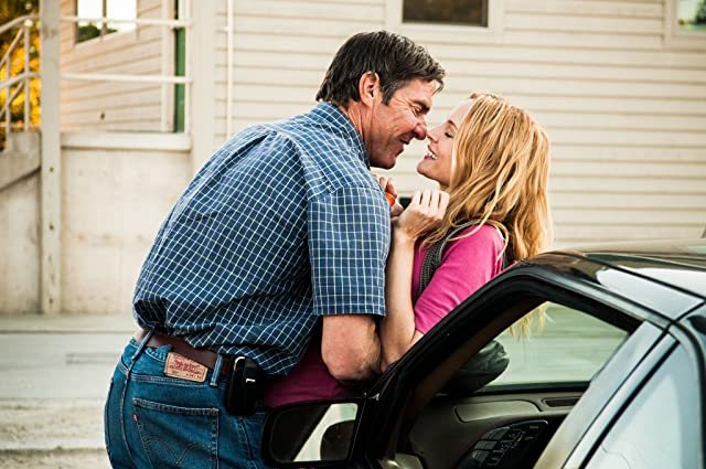 Dennis Quaid and Heather Graham in At Any Price (2012)