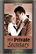 Image of His Private Secretary