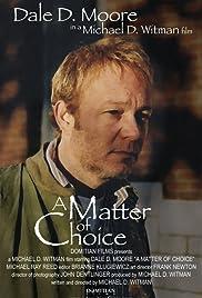 A Matter of Choice Poster