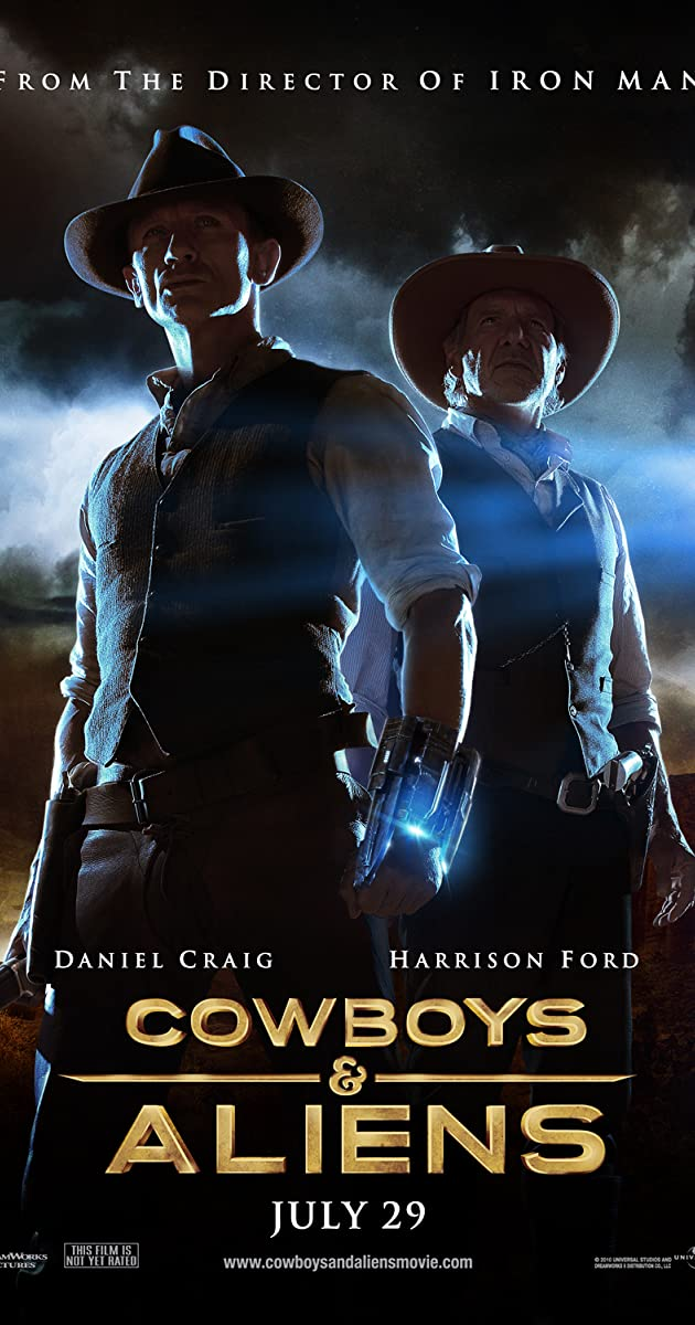 Cowboys e Aliens