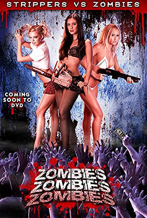 Zombies! Zombies! Zombies! poster
