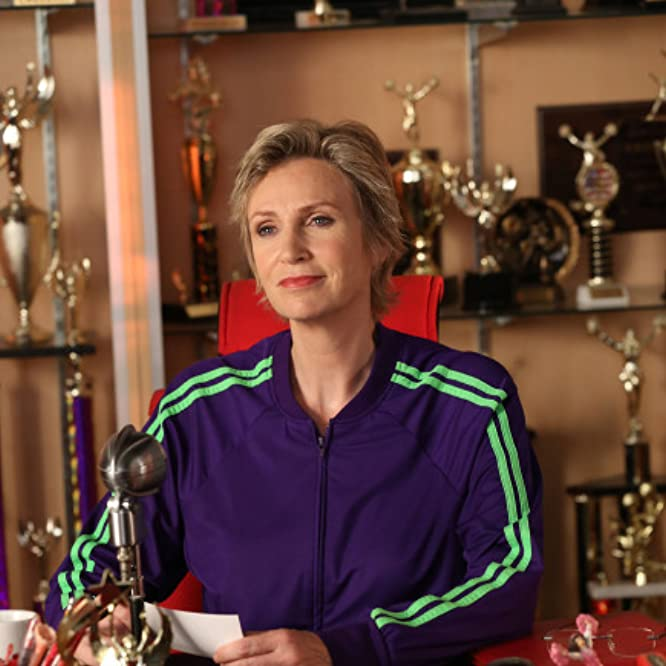 Jane Lynch in Glee (2009)