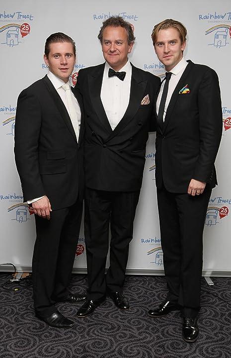 Hugh Bonneville, Allen Leech, and Dan Stevens