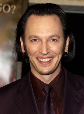 Steve Valentine at an event for The Time Machine (2002)