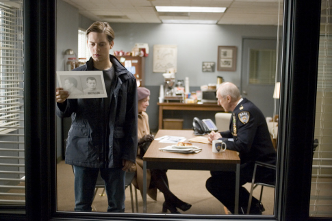 James Cromwell, Tobey Maguire, and Rosemary Harris in Spider-Man 3 (2007)