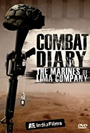 Combat Diary: The Marines of Lima Company Poster