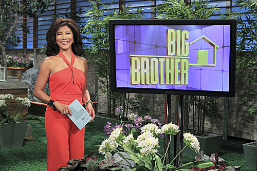 Julie Chen in Big Brother (2000)