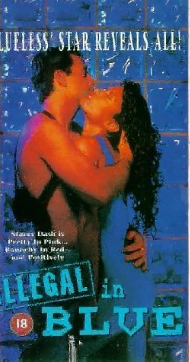 Illegal in Blue (Video 1995) - IMDb